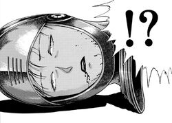 Kiriko Kabuto's Dead Body (Manga)