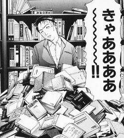 Hiroshi Uchida's Dead Body (Manga)
