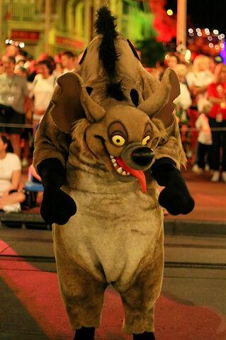 File:Hyena at Disney Park.jpg