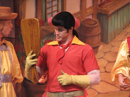 File:Gaston Disney Park.jpg