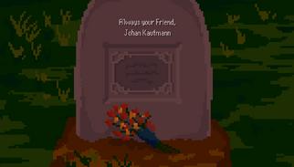 Grave of kaufmann