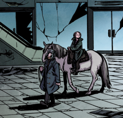 AD - Horseback riding