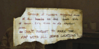 Bombs Note