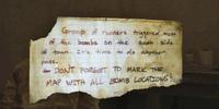 Nota de las Bombas