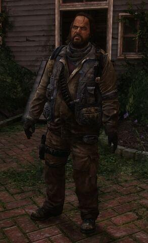 Archivo:The Last of Us™ Bill by ArielFireGuns.jpg