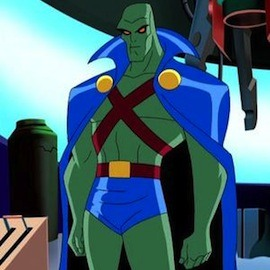 Martian Manhunter | The Last Son Wiki | FANDOM powered by Wikia