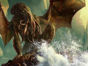 Kraken-cthulhu