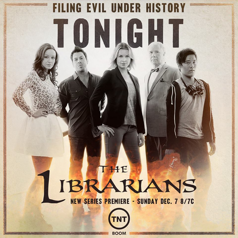 File:The Librarians premiere night poster.png