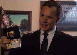 Agent Prichard