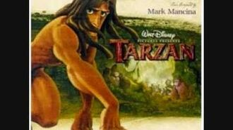 "Walt Disney's ""Tarzan"" soundtrack - Track 9 - Two Worlds -Phil Version-"