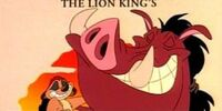 The Lion King's Timon & Pumbaa Wiki
