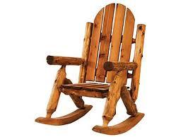 File:Cabin rocking chair.jpg