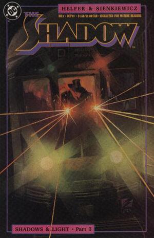 Shadow (DC Comics) Vol 3 3