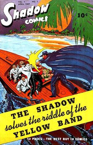 Shadow Comics Vol 1 73