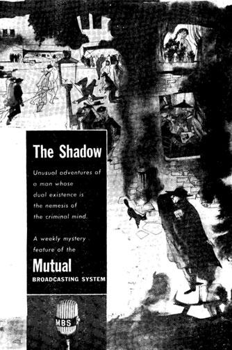 Shadow Radio Show (1937-1954)
