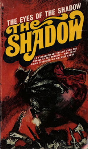 Eyes of the Shadow (Bantam)