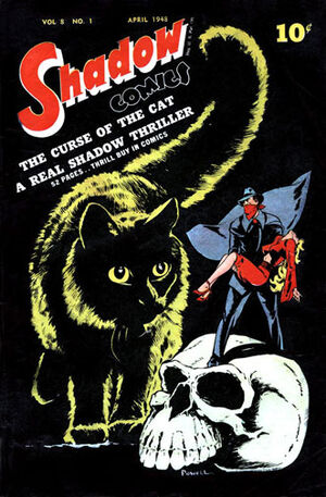 Shadow Comics Vol 1 85
