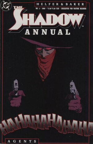 Shadow Annual (DC Comics) Vol 3 2