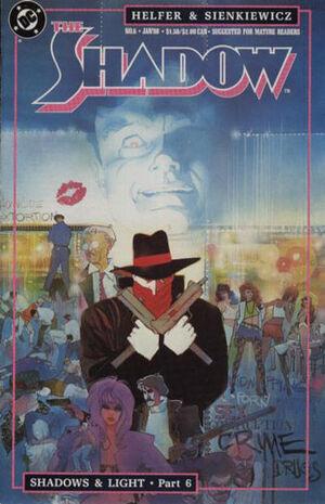 Shadow (DC Comics) Vol 3 6