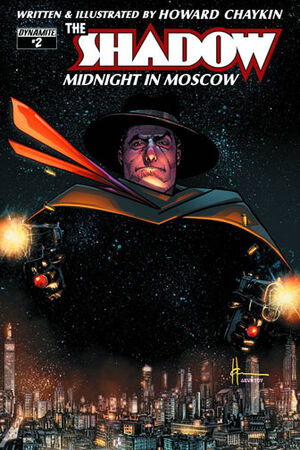 Midnight in Moscow Vol 1 2