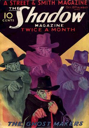 Shadow Magazine Vol 1 16