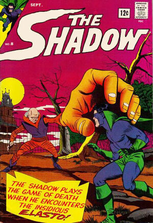 Shadow (Archie Series) Vol 1 8