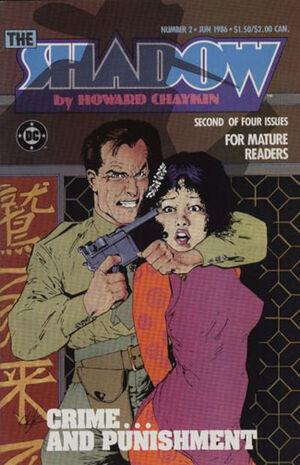 Shadow (DC Comics) Vol 2 2