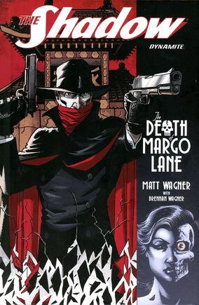 Death of Margo Lane (Book)