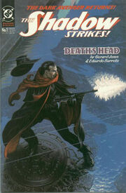 Shadow Strikes (DC Comics) Vol 1 1
