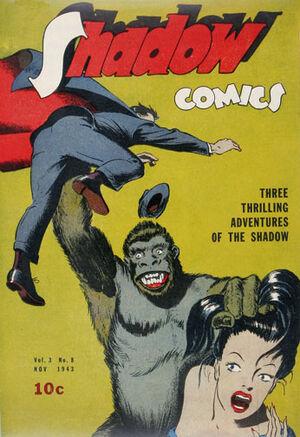 Shadow Comics Vol 1 32
