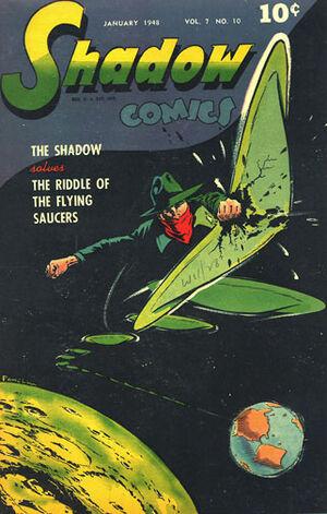Shadow Comics Vol 1 82