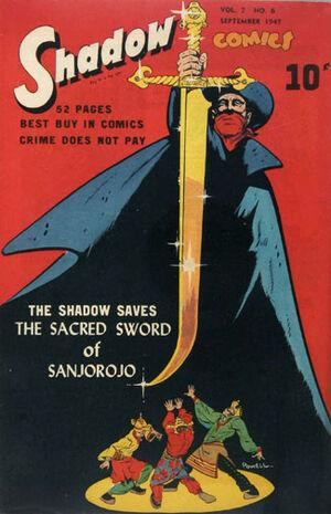Shadow Comics Vol 1 78
