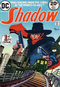 Shadow (DC Comics) Vol 1 1