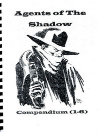 Agents of The Shadow Compendium
