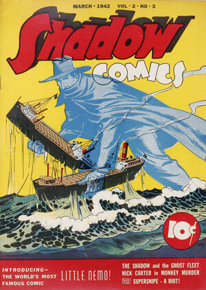 Shadow Comics Vol 1 15