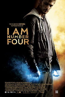 220px-I Am Number Four Poster