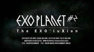 EXO PLANET 2 – The EXO'luXion –