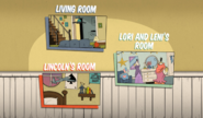 Welcome to the Loud House Room Selection