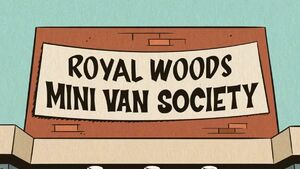 S2E05B Royal Woods Mini Van Society