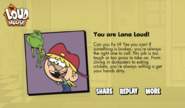 The Loud House Characters Quiz Lana