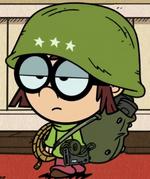 Lisa Army Helmet