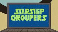 S1E08B Starship Groupers logo