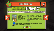 The Loud House Germ Squirmish Instructions 2