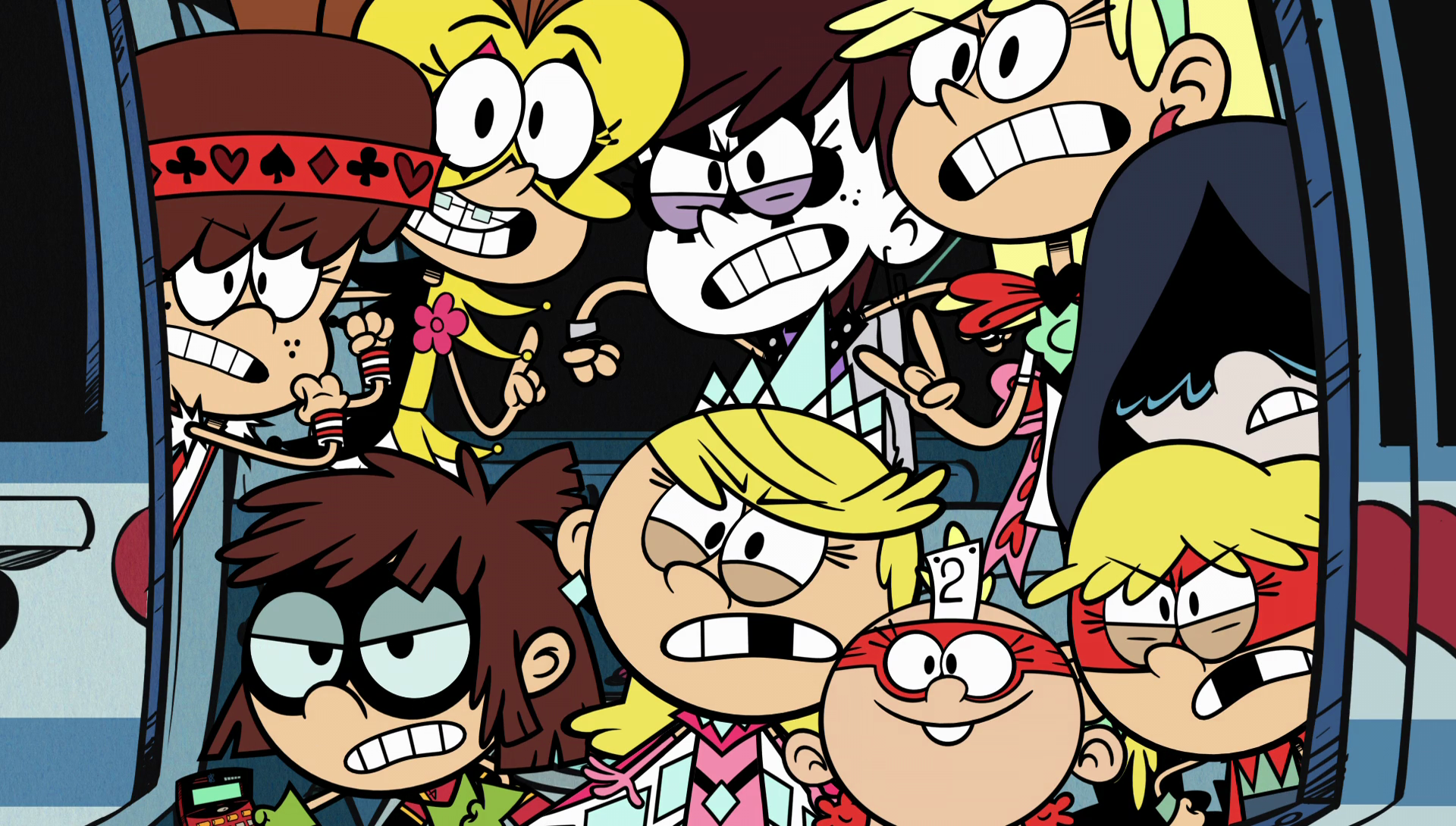 The Loud House Sisters: Image - S2E11A The Loud Sisters.png