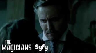 THE MAGICIANS Season 2 Premiere 'Throwing Shade' Syfy