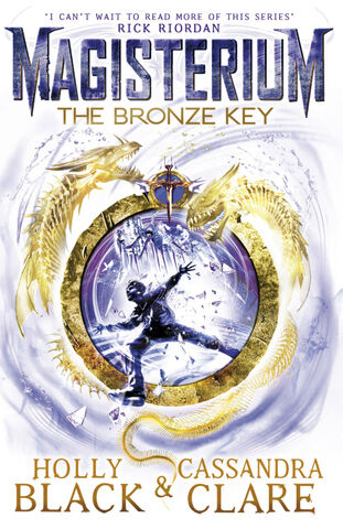 File:The Bronze Key cover, UK.jpg