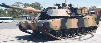 Abrams camo 2