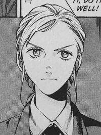Anne Walker (manga)