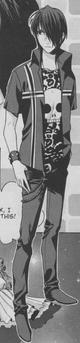 Fang in Maximum Ride The Manga 2