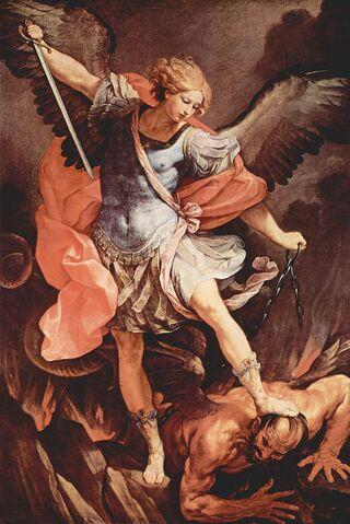 File:Michael tramples Satan.jpg